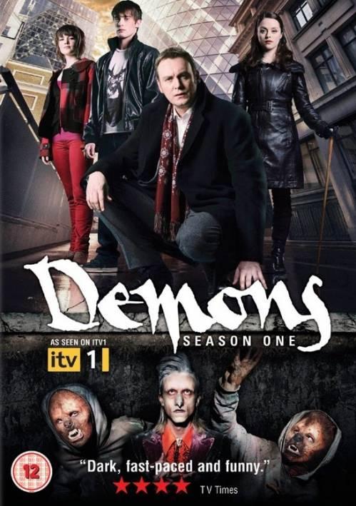 Постер Демоны (1 сезон, все серии)