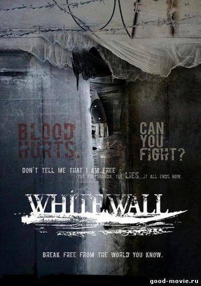 Постер Белая стена