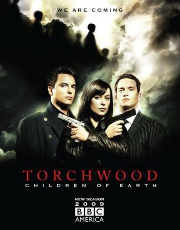 Постер Охотники за чужими / Торчвуд (3 сезон, все серии)