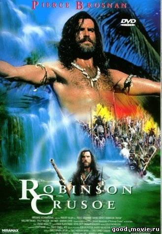 Постер Робинзон Крузо (Пирс Броснан, 1997)