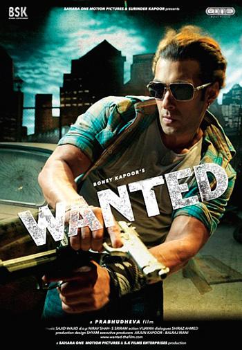 Постер Особо опасен (Индия, 2009)