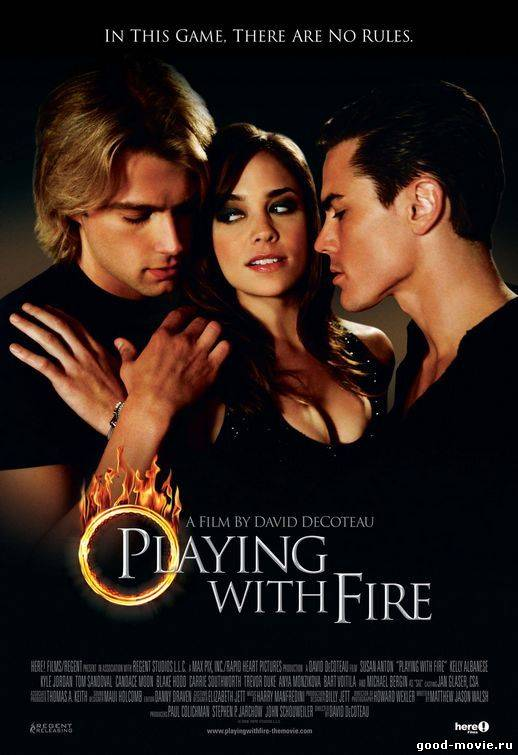Постер Игра с огнем (триллер, 2008)