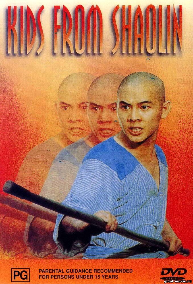 Постер Храм Шаолинь 2: Дети Шаолиня