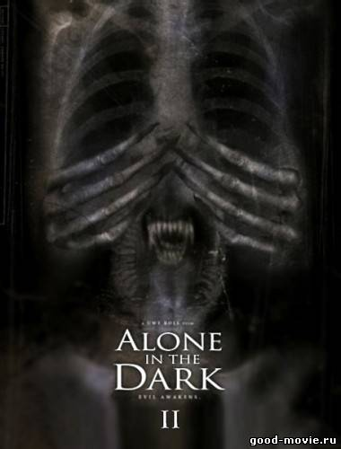 Постер Один в темноте 2