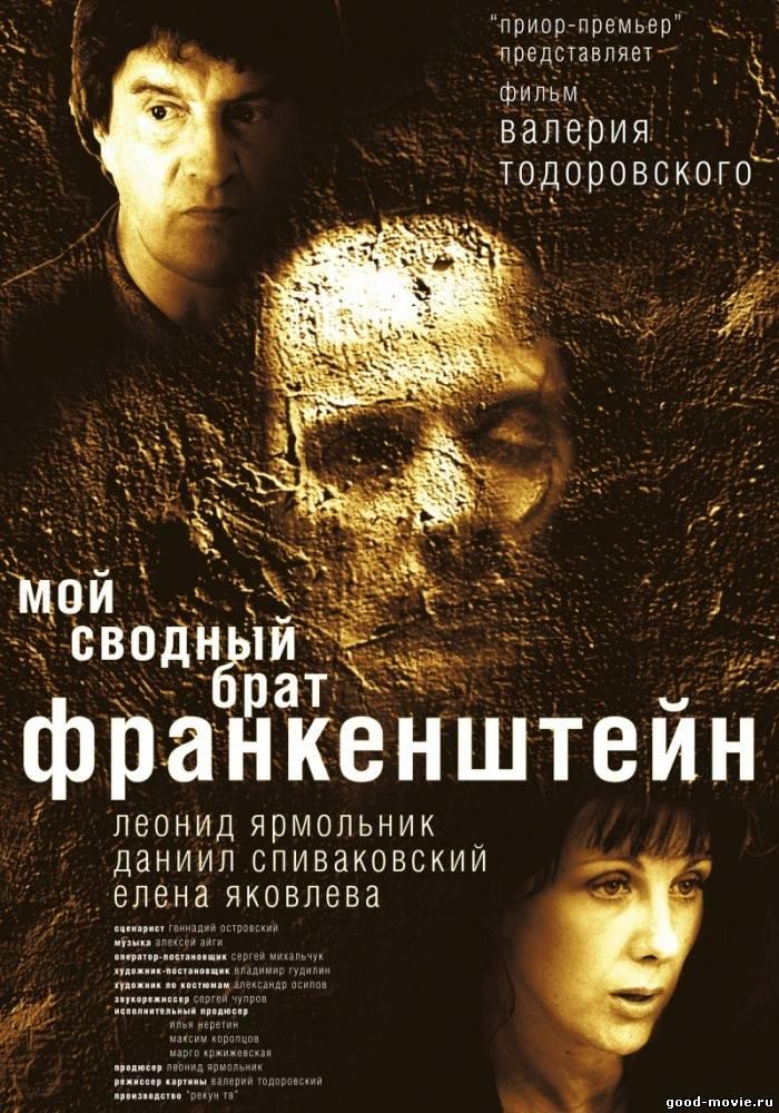 Постер Мой сводный брат Франкенштейн