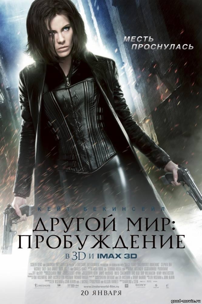 Постер Другой мир 4: Пробуждение