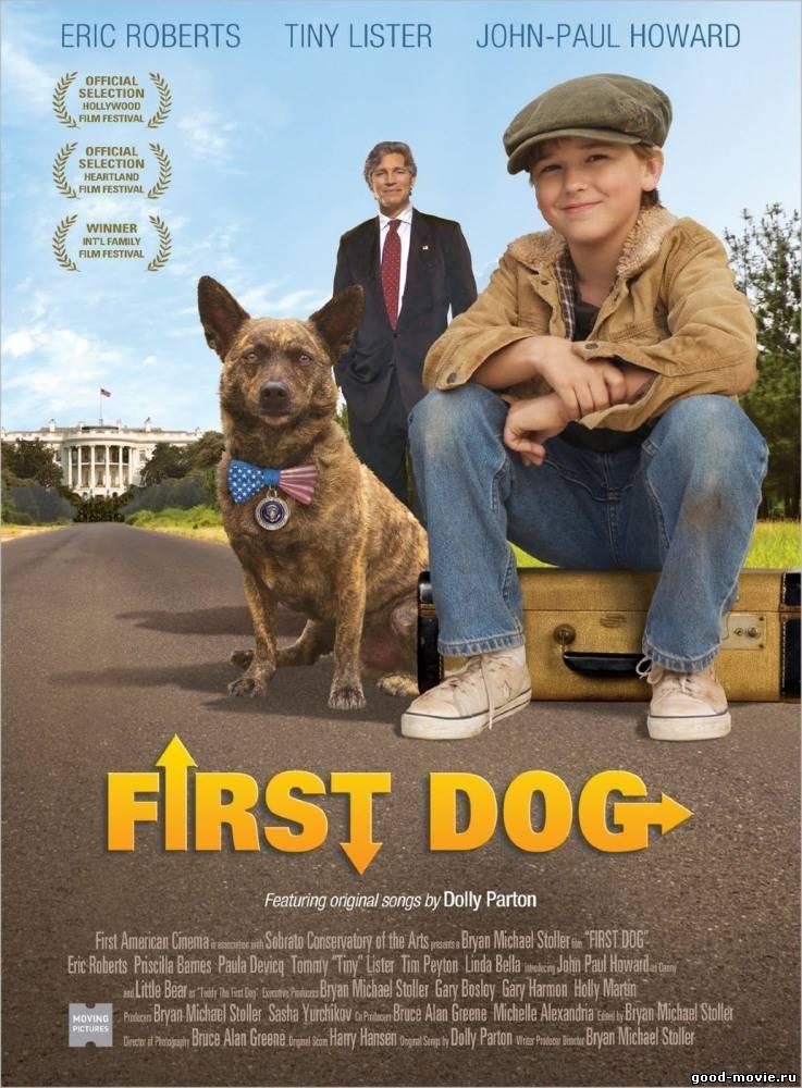 Постер Первый пёс