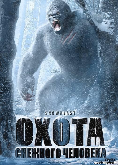 Постер Охота на снежного человека