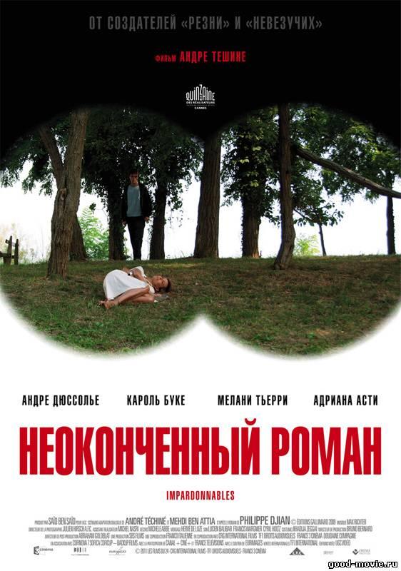 Постер Неоконченный роман