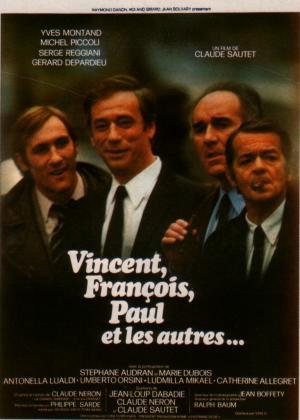 Постер Венсан, Франсуа, Поль и другие