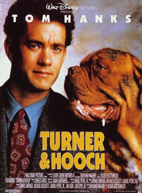 Постер Тёрнер и Хуч
