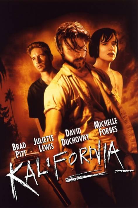 Постер Калифорния