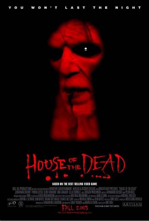 Постер Дом мертвецов (Дом мертвых)