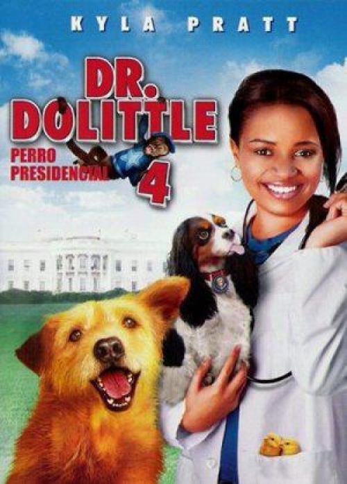 Постер Доктор Дулиттл 4