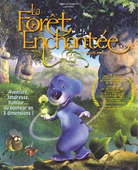 Постер Живой лес