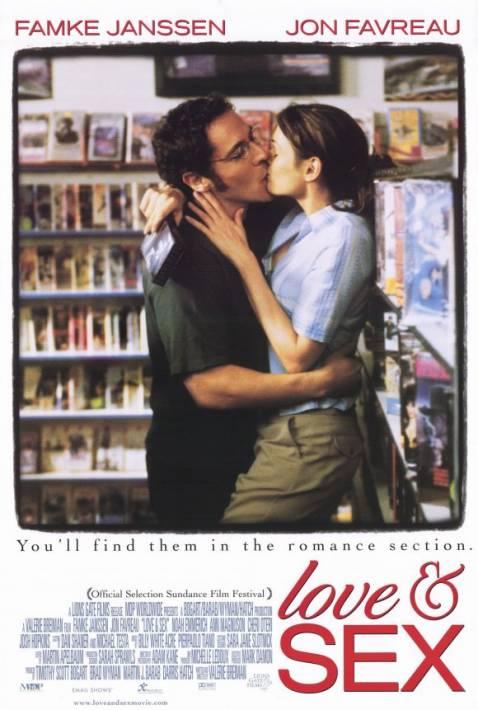 Постер Любовь и секс