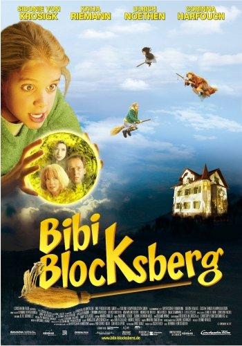 Постер Биби – маленькая волшебница