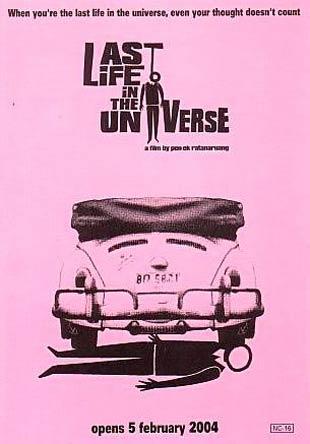 Постер Последняя жизнь во вселенной