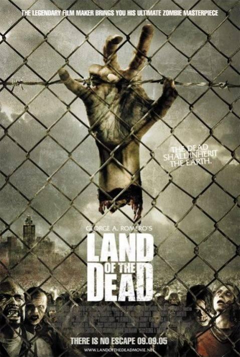 Постер Земля мёртвых