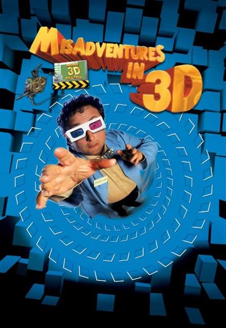 Постер Происшествия в третьем измерении