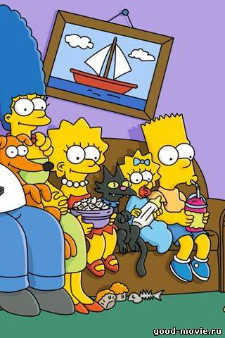 Постер Симпсоны (15 сезон)