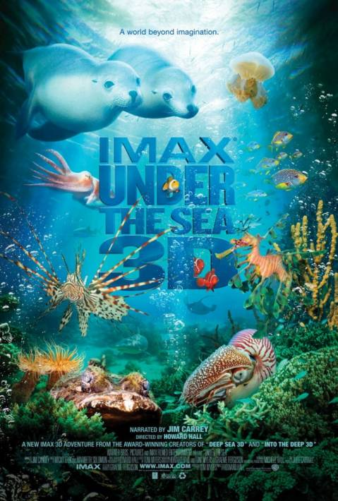 Постер На глубине морской 3D