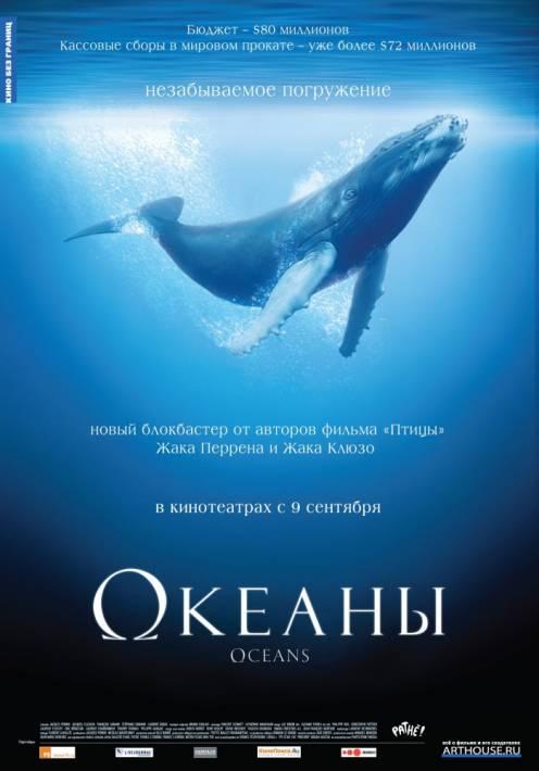 Постер Океаны